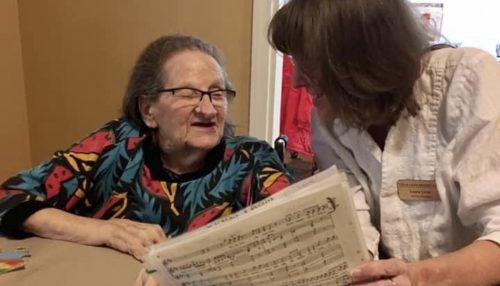 Memory care activities in Silver Spring, MD