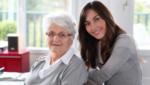 Dementia caregiver in Silver Spring, Maryland